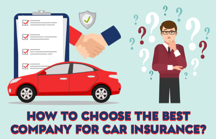 how to choose the best company car insurance