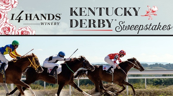 14 Hands Kentucky Derby IWG and Sweepstakes