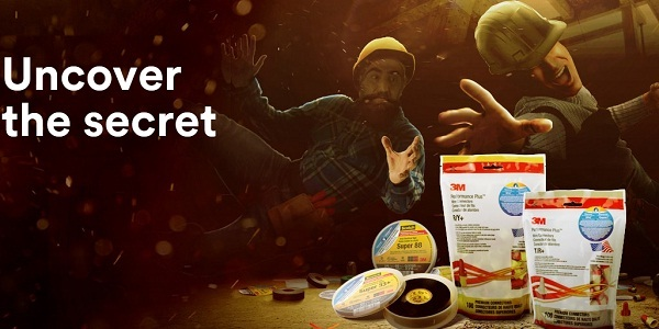 3M.ca Uncover the Secret Contest: Win 10,000 Visa Prepaid Card