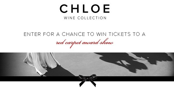 Chloe Wine Red Carpet 2015 Sweepstakes