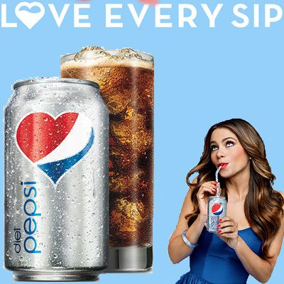 Dietpepsi.com Love Every Sip Instant Win Game