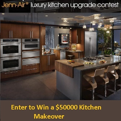 Homeportfolio $50,000 Luxury Kitchen Makeover Contest