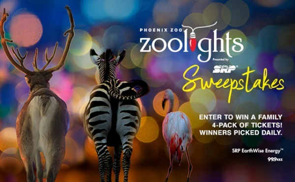 Abc15.com ZooLights Sweepstakes