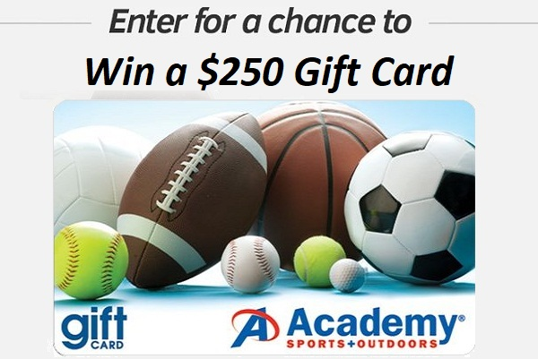 Academy Sports + Outdoors Product Review Sweepstakes