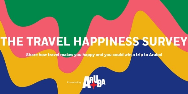 AFAR.com Travel Happiness Survey Sweepstakes