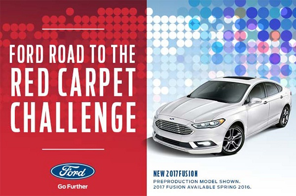 Ford american idol sweepstakes