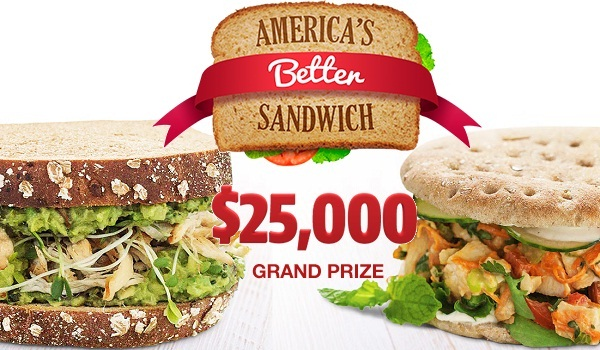 America's Better Sandwich Contest