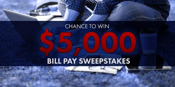 AmeriServ.com Bill Pay Sweepstakes