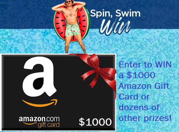 Anthony & Sylvan Pools Staycation Instant Win Game