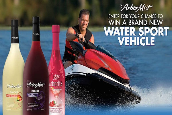 Arbor Mist Kick Off The Summer Sweepstakes