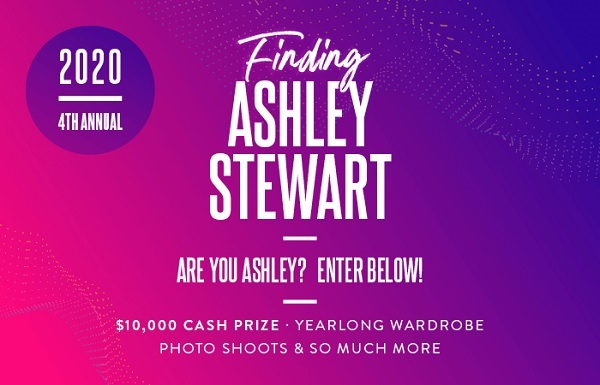 Ashleystewart.com Finding Ashley Stewart Contest