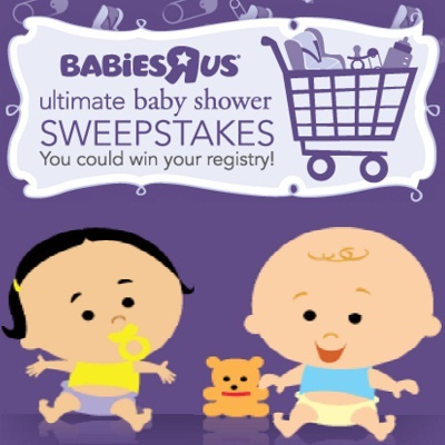Babies R Us Ultimate Baby Shower Sweeps