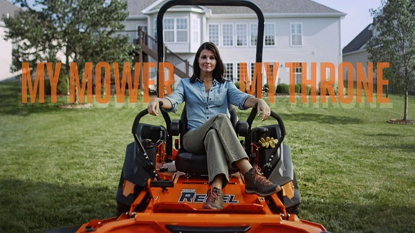 Badboymowers.com My Mower My Throne Sweepstakes