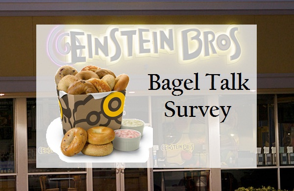 Bagel Talk Survey: Get Validation code