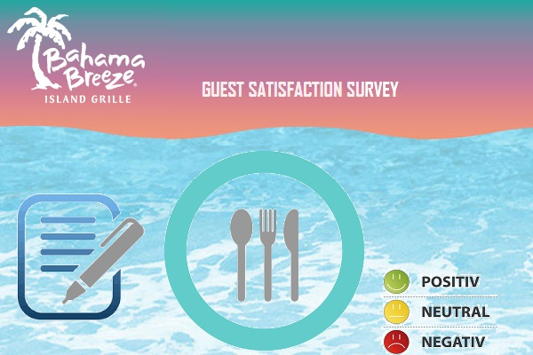Bahama Breeze Survey To Win Free Cash Prizes