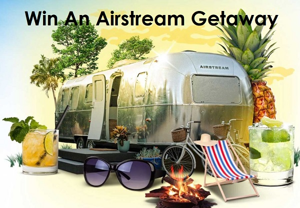 Win a Summer Airstream Getaway