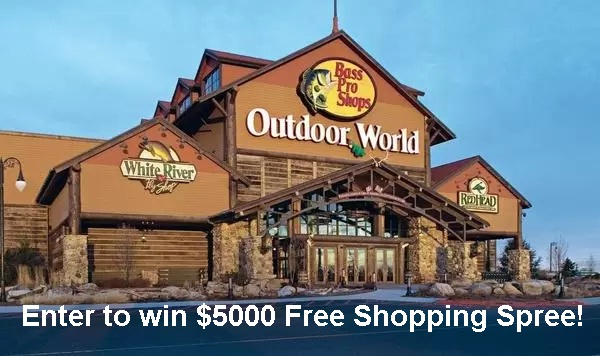 Basspro.com Monster Fish Sweepstakes 2019