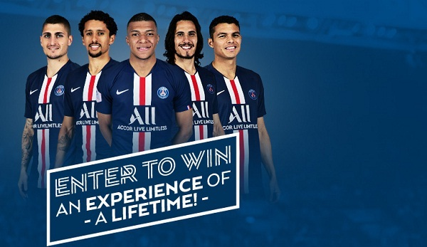 BeIN Sports Sweepstakes: Watch PSG Live in Paris
