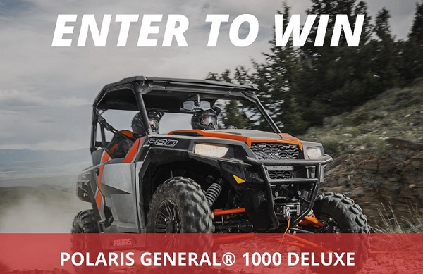 Car Throttle Polaris Giveaway 2020