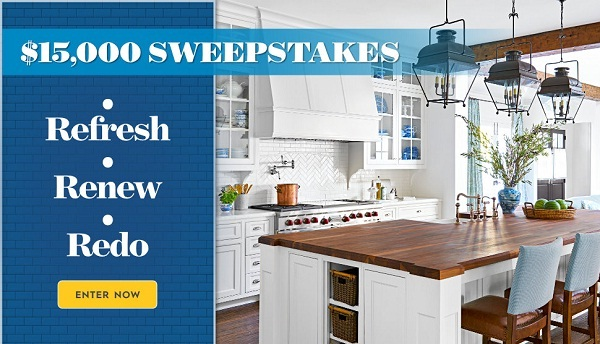 BHG com $15k Sweepstakes: Win Cash | SweepstakesBible