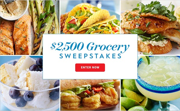 BHG.com Grocery Sweepstakes