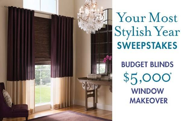 BHG Stylish Year Sweepstakes 2015
