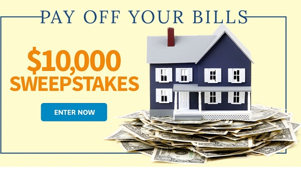 big cash sweepstakes one time entry