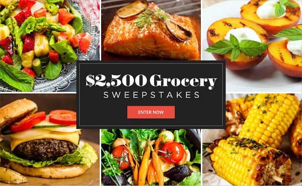BHG.com Winter Grocery Sweepstakes