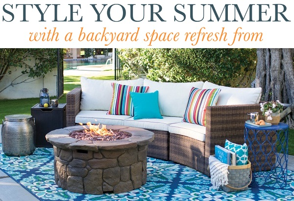 BHG Style Your Summer Sweeps: Win Backyard Makeover