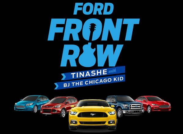 2017 Ford Front Row Sweepstakes