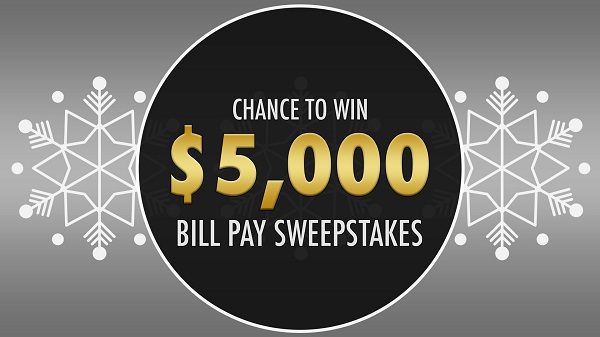 City National Bank Bill Pay Sweepstakes
