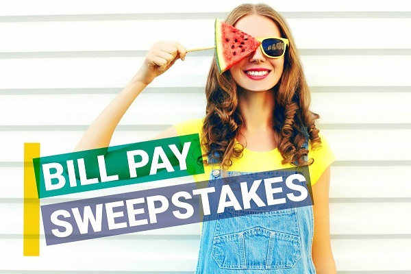 WaldoStateBank.com Bill Pay Sweepstakes