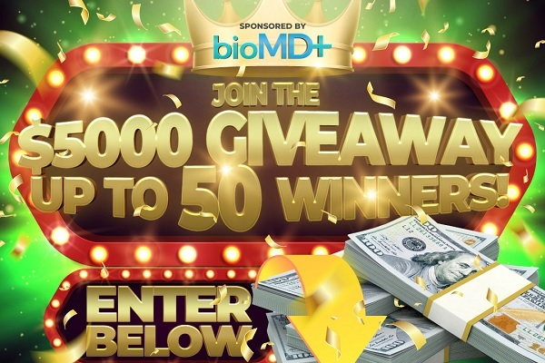bioMD+ Summer Giveaway 2020