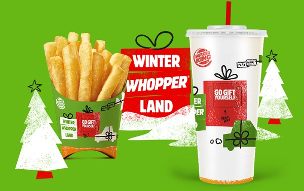 BK.com Winter Whopperland IWG & Sweepstakes