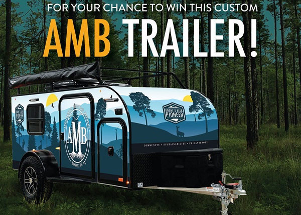 Teardrop Travel Trailer Giveaway 2019