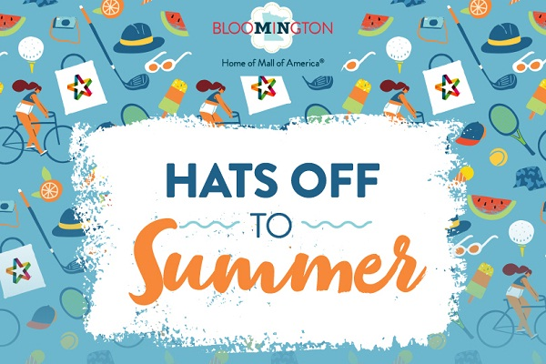Hats Off To Summer Sweepstakes: Win Over $6000 In Prizes