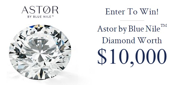 Blue Nile™ Diamond 2017 Sweepstakes