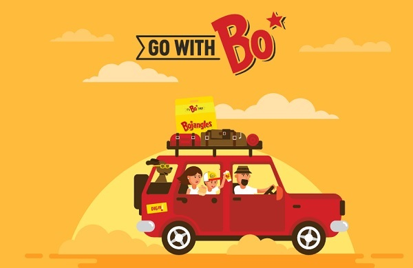 Bojangles Road Trip Sweepstakes 2020