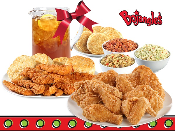 Take Bojangles' Guest Survey to Get validation code