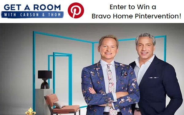 Bravotv.com Bravo Home Pintervention Contest