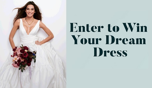 Bridalguide.com Cover Gown Sweepstakes