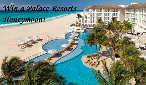 Win a Palace Resorts Honeymoon!