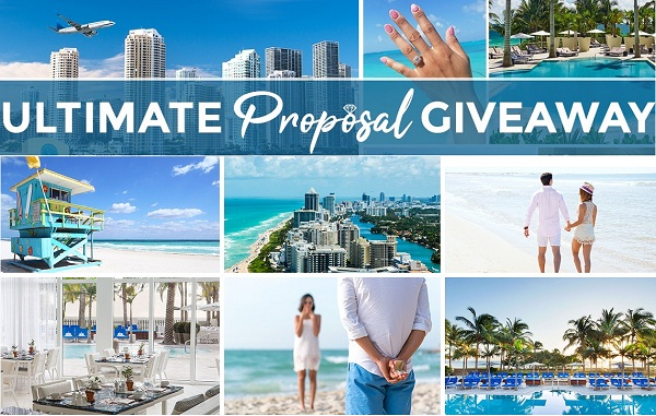 Brilliance Ultimate Proposal Sweepstakes: Win Epic Getaway!
