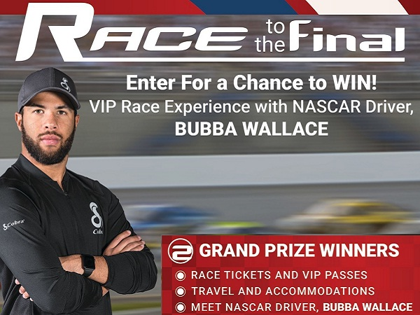 Bubba wins with Cobra Race to the Final Sweepstakes