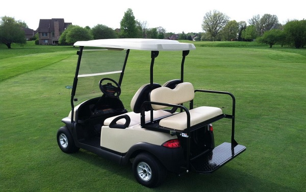 Bud Light Golf Cart Sweepstakes