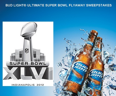 Flyaway to watch Super Bowl with Bud Light