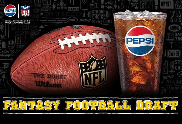 "Pepsi ""Fantasy Football"" At Buffalo Wild Wings Promotion"