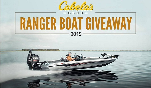 Basspro com Ranger Boat Giveaway | SweepstakesBible