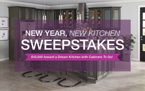 Cabinetstogo.com Fall Kitchen Makeover Sweepstakes ...