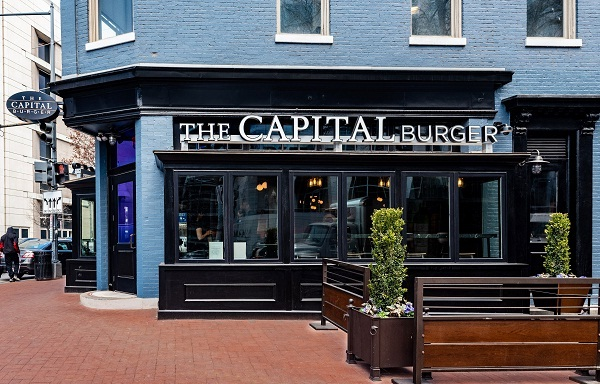 The Capital Burger Survey Sweepstakes: Win Cash